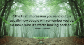 First contact business emails will leave an impression and determine if you will get a reply.